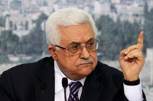 عباس: لم يعد يجمعنا بإسرائيل شيء