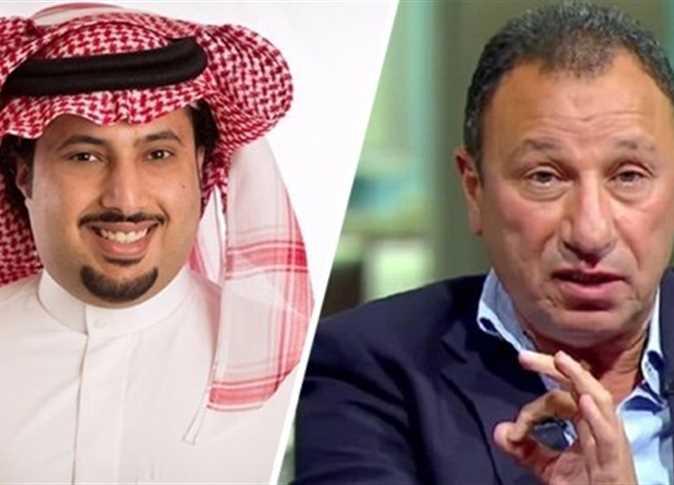 تركي آل الشيخ يصف مجلس إدارة الأهلي ب«العصابة» (فيديو)