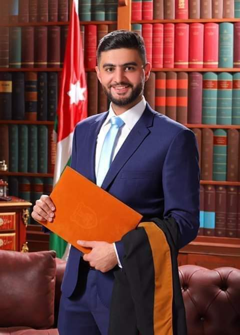 الدكتور محمد حابس موسى الزغول  .. مبارك التخرج