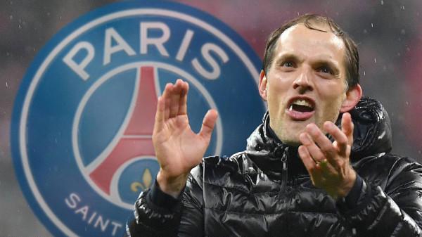 رسمياً ..  باريس سان جيرمان يحسم مصير توماس توخيل