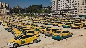 بدء مرحلة شمول سائقي المركبات العمومية (التاكسي الأصفر والسرفيس) بالضمان الاجتماعي