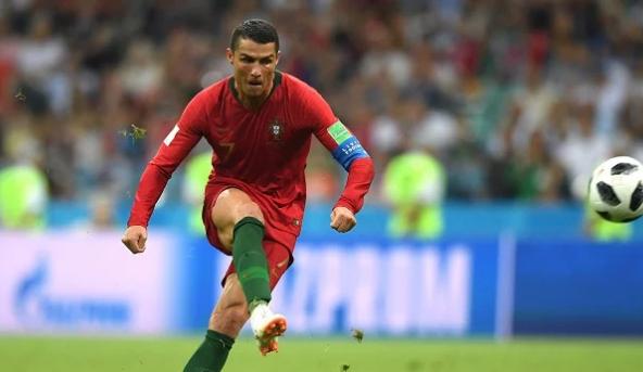 كم هدف ينقص رونالدو لمعادلة الرقم القياسي بنسخة واحدة من كأس العالم ؟