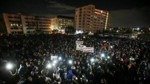 """""""الوطني لحقوق الإنسان """": اعتقال محتجي الرابع يمثل انتهاكاً لحق التجمع السلمي"""