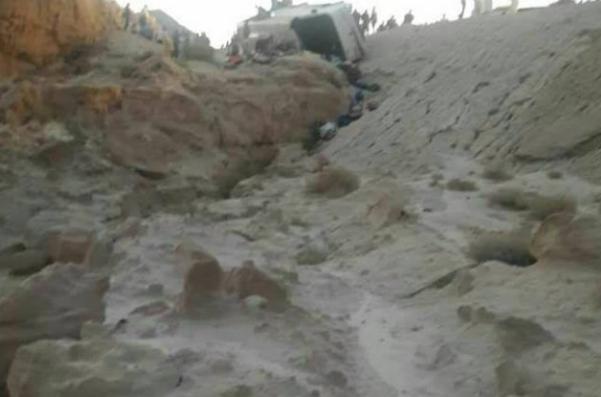 الأمن يكشف أسباب حادثة المعتمرين المأساوية .. تفاصيل