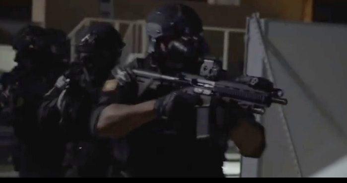بالفيديو  ..  شاهد كيف تقتل العمليات الخاصة (71) الأرهابيين