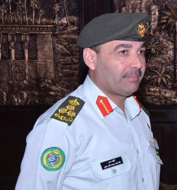 الجيش العربي و الأجهزة الأمنية خطوط حمراء