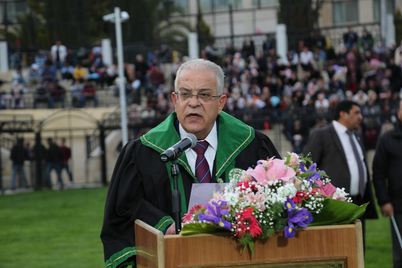 جامعة الزيتونة الأردنية تحتفل بتخريج فوجها الثالث والعشرين