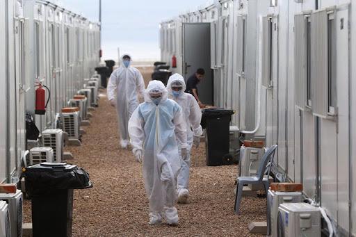 """مدير صحة الكرك لـ""""سرايا"""": تسجيل 100 اصابة بفيروس كورونا حتى عصر السبت"""