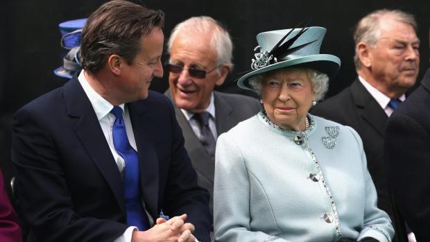 """""""داعشي"""" أراد اغتيال الملكة إليزابيث وديفيد كاميرون  ..  تفاصيل"""