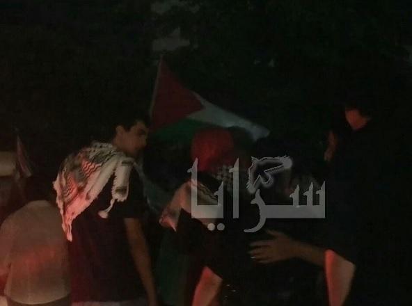 بالصور .. مسيرات تضامناً مع غزة وتنديداً بالعدوان الصهيوني على أهلها