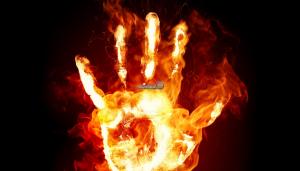 حرق زوجته ورماها بالنهر فظهرت حية .. قصة بابل تشغل العراق
