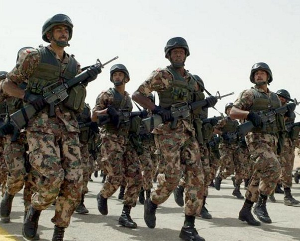 CNN: قوات أردنية في السعودية للتدخل بسوريا في حرب برية ضد داعش