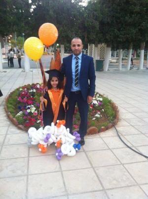 مبارك التخرج لـ مايا ابو شيخة