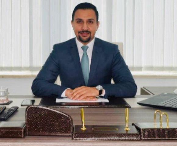 الزميل زيدون الحديد مبارك قدوم المولود الجديد