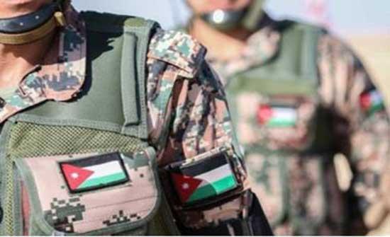 القوات المسلحة تقبض على متسلل من سوريا