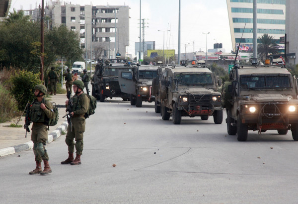 فجرًا ..  الاحتلال يعتقل مواطنين ويُداهم مدن الضفة الغربية