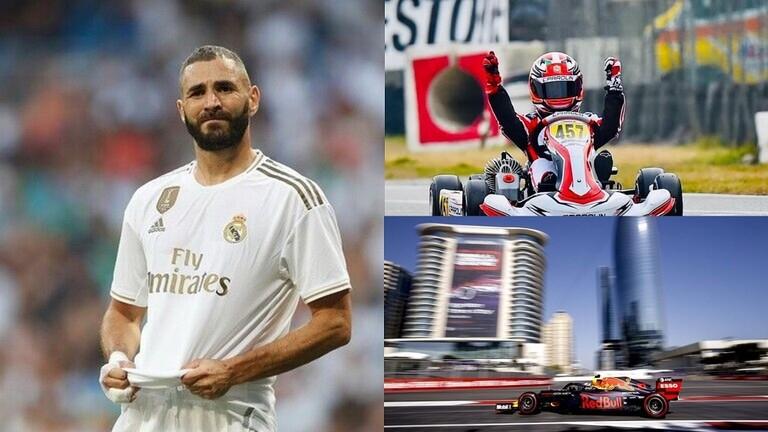 بنزيما بعد مقارنته بمهاجم منتخب فرنسا: لا تخلطوا بين سيارة الفورمولا 1 والكارتينج