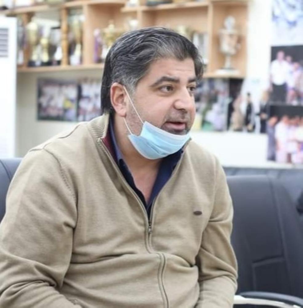 """""""الاستئناف"""" تفسخ قرار ايقاف أبو عاقولة أمين سر نادي الرمثا"""