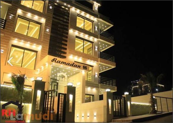 تملك شقة من أجمل شقق عمان بتشطيبات الفلل من المالك مباشرة
