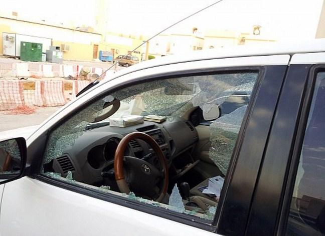 عمان : تكسير وسرقة محتويات مركبات في ضاحية الاميرة ايمان