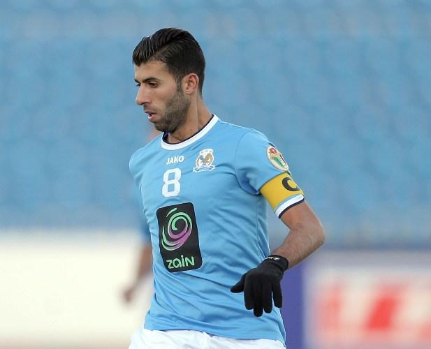 """الفيصلي يناقش فرض عقوبات على لاعبيه في احداث البطولة العربية و سحب شارة """"الكابتن"""" من بهاء عبدالرحمن"""