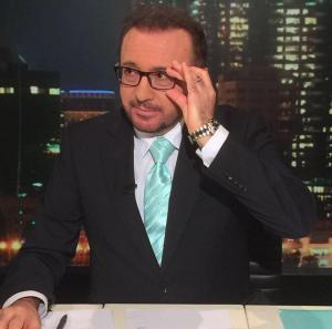 """ماذا قال الاعلامي فيصل القاسم عن حادثة اغتيال الكاتب ناهض حتر ؟ """"صورة"""""""