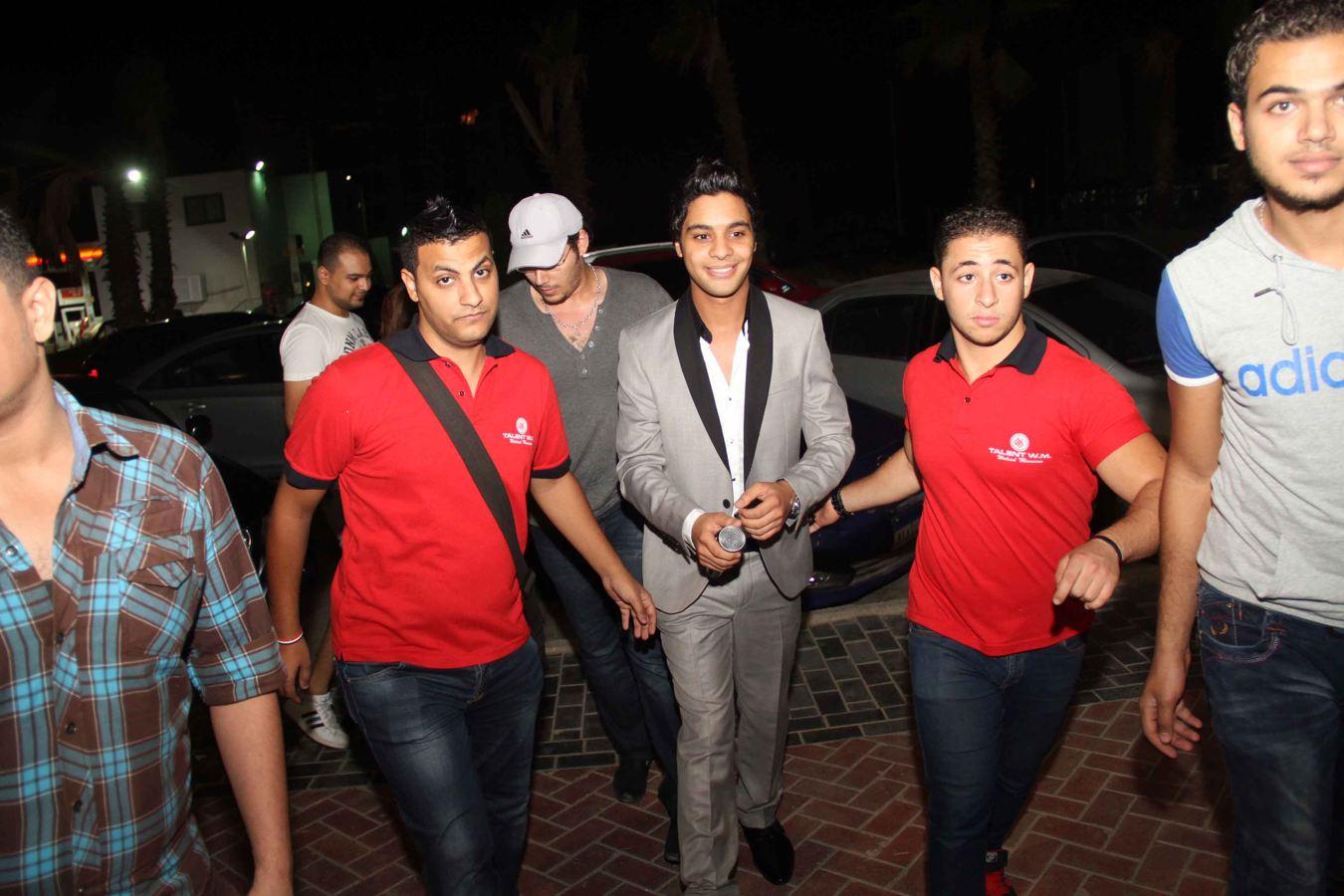أحمد جمال يُحيي سهرة رمضانية بالقاهرة