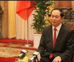 وفاة رئيس فيتنام تران داي كوانغ
