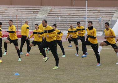 اكتمال عقد منتخب الكرة بالتحاق البواب والبعثة السورية تصل اليوم