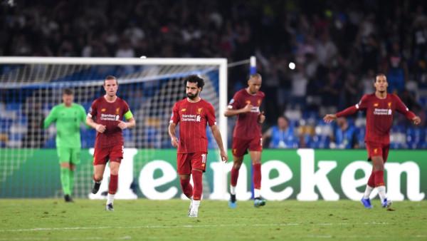 ليفربول يُسجّل رقمًا سلبيًا لم يتحقق منذ 25 عامًا
