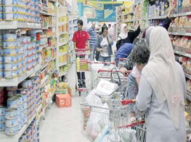 توقع ارتفاع أسعار سلع وخدمات 5%