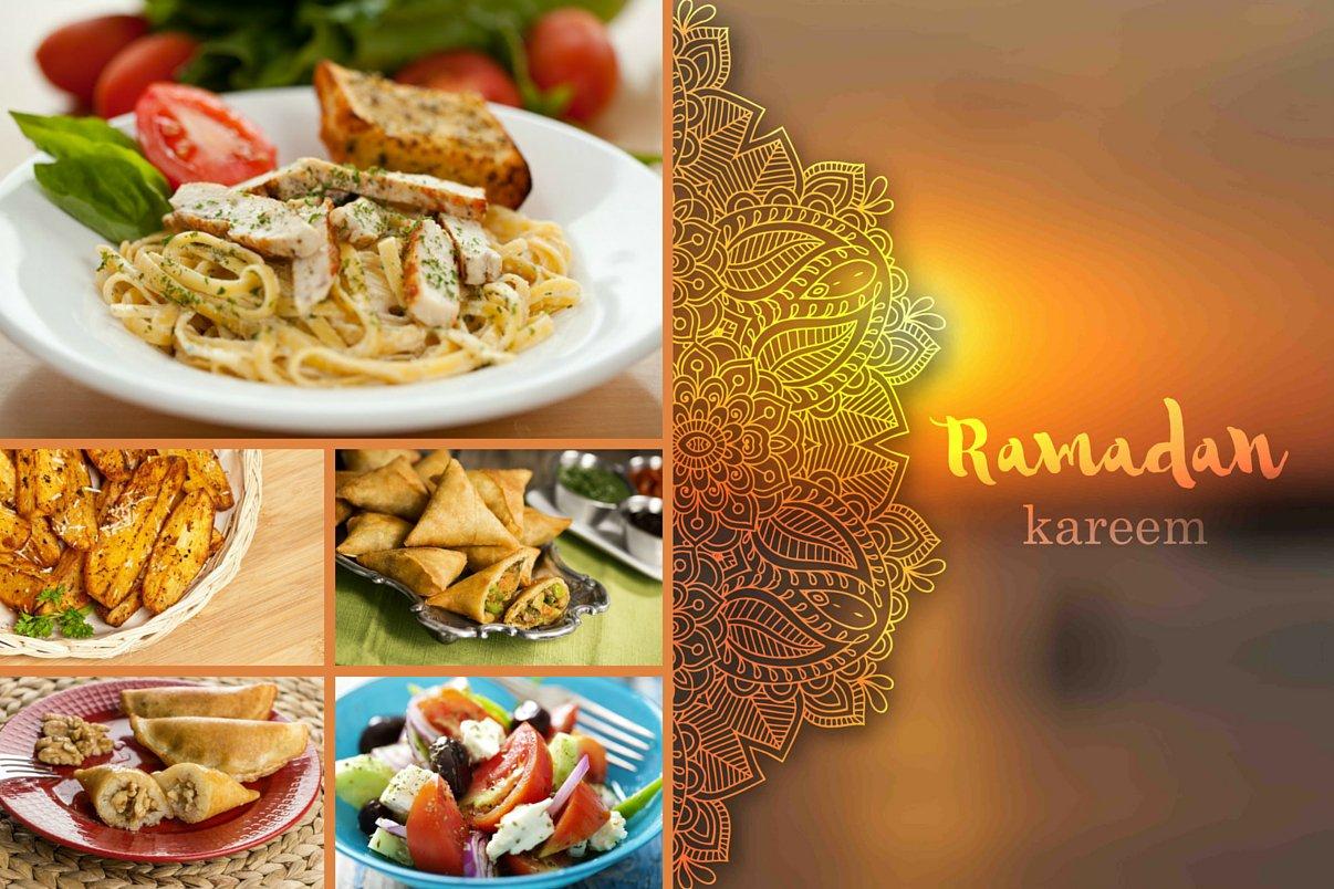 مطبخ رمضان لليوم الثاني  ..  تشكيلة مميزة للسفرة