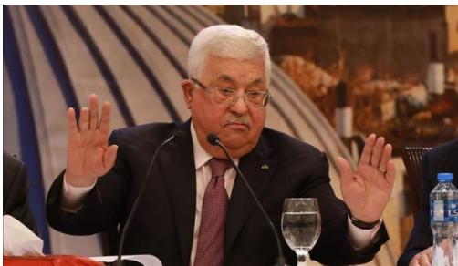 عباس: لا يزال يحدونا الأمل بسلام عادل وشامل