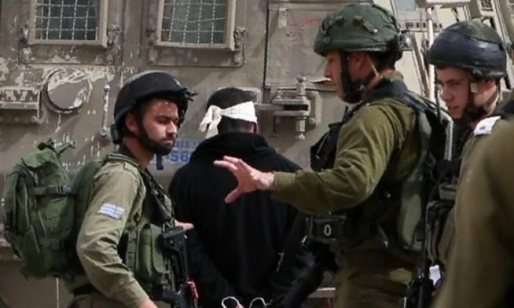 الاحتلال يعتقل أربعة مواطنين من بلدة جناتا شرق بيت لحم