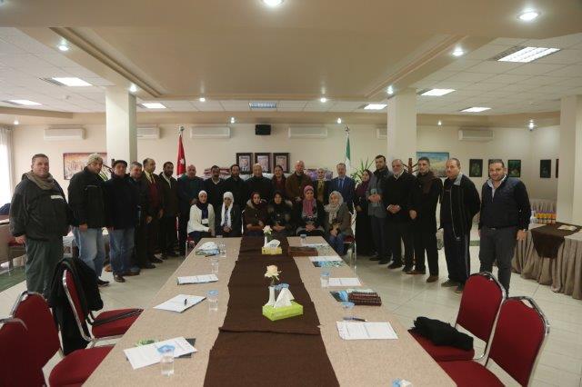 نادي جامعة البترا يطلق الحملة الشتوية الرابعة والعشرون