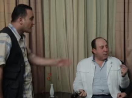 كاميرا خفية مع الفنان محمد خير الجراح
