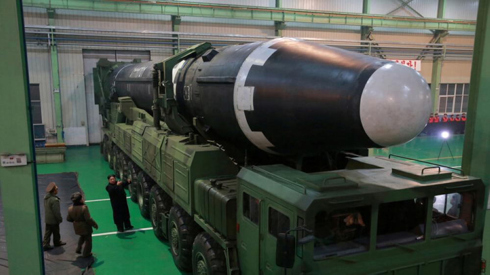 تقرير حول خفايا صاروخ كوريا الشمالية الجديد
