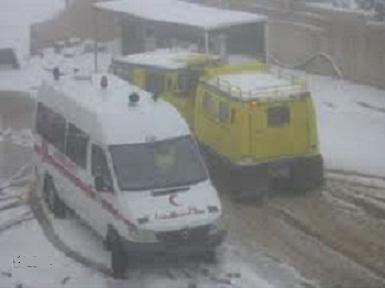 الدفاع المدني : إنقاذ 1686 شخص و إسعاف نحو 234 شخص من مرضى غسيل الكلى