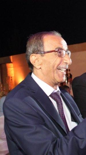الحاج خالد سالم عبدالله العبداللات في ذمة الله