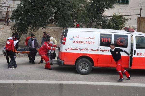 إصابة مواطن بجروح في حادث دهس في بيت لحم