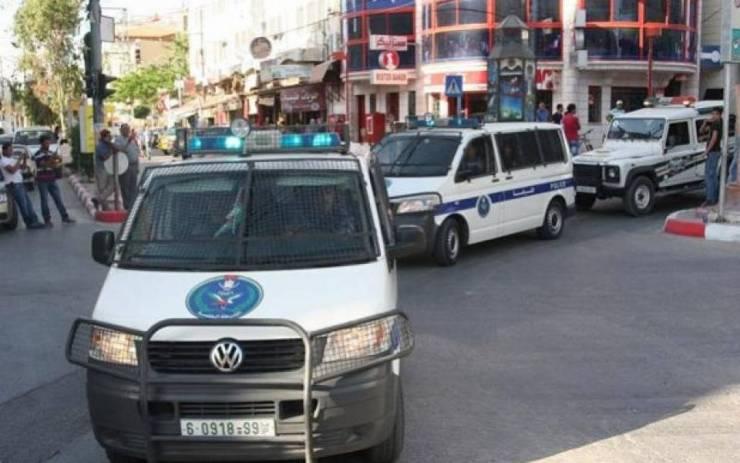 اعتقال عصابة لصوص في جنين