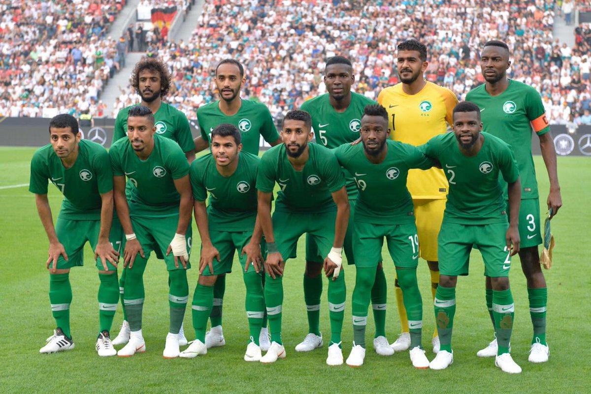 المنتخب السعودي أول منتخب عربي وآسيوي يخوض مباراة افتتاح بطولة كأس العالم