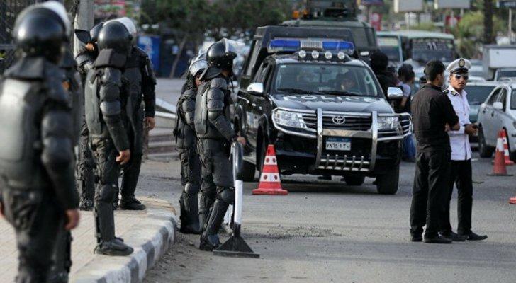 مصرية تقتل زوجها وطفليها بطريقة مروعة