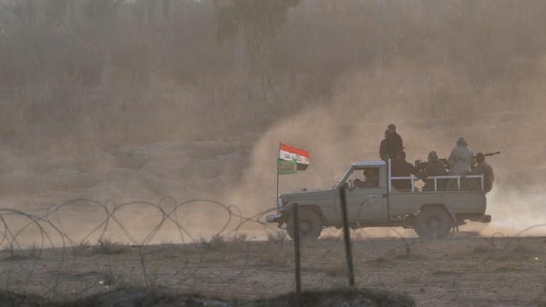 العراق ..  تحقيق يكشف حقيقة قصف مقر الحشد الشعبي بطائرة مسيرة