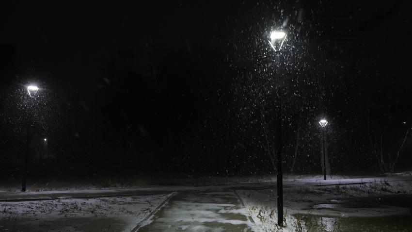 ثلوج متراكمة جنوباً وأمطار مخلوطة بالثلوج على جبال الشمال والوسط الثلاثاء