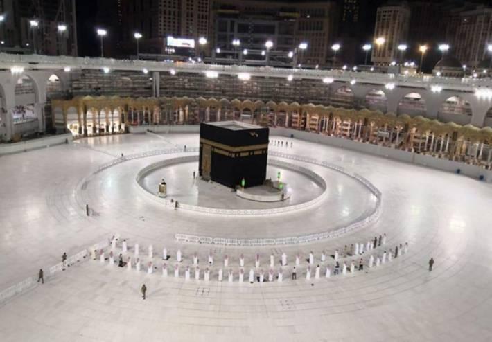 السعودية: صلاة العيد في الحرمين دون مصلين