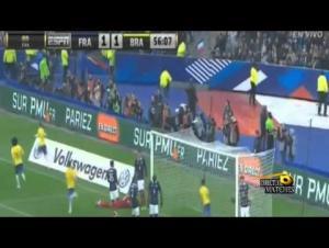 البرازيل تثأر من فرنسا بعد 17 عاما على ملعب نهائي مونديال 98 (فيديو)