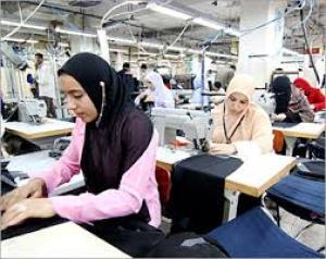 مليون دينار كلفة مصنع الملابس في الجنيد
