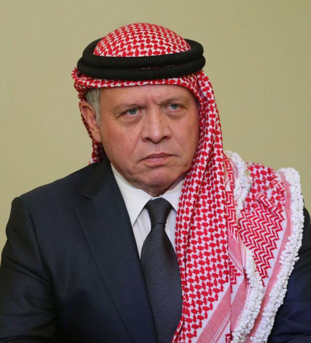 الملك يعزي الرئيس المصري بضحايا حادث القطار