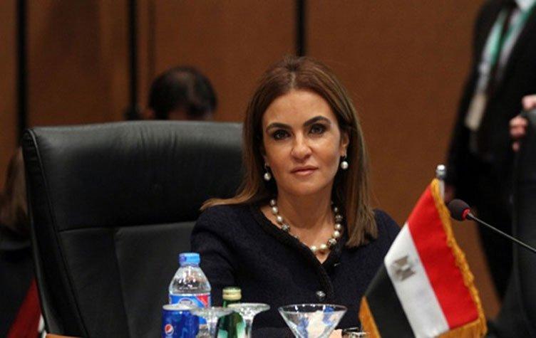 نجاة وزيرة التعاون الدولي المصرية من تفجيرات المدينة المنورة